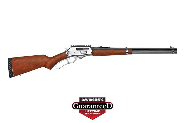 Braztech Model Rio Grande Rifle Shotgun Lever Action 410 Gauge Stainless Steel